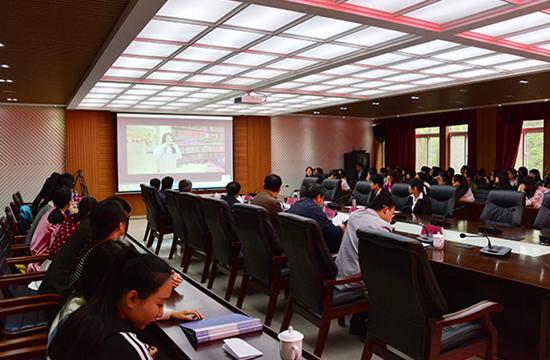 泰国博仁大学与信阳师范大学合作